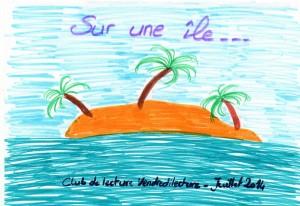 Sur île Club de Lecture Juillet 2014