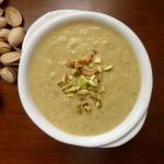 soupe pistache