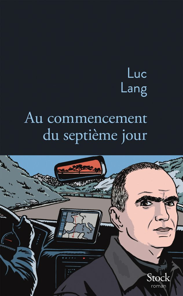 Au commencement du septième jour de Luc Lang