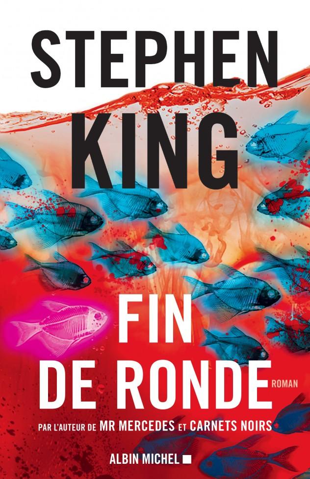 Fin de ronde - Stephen King (couverture)