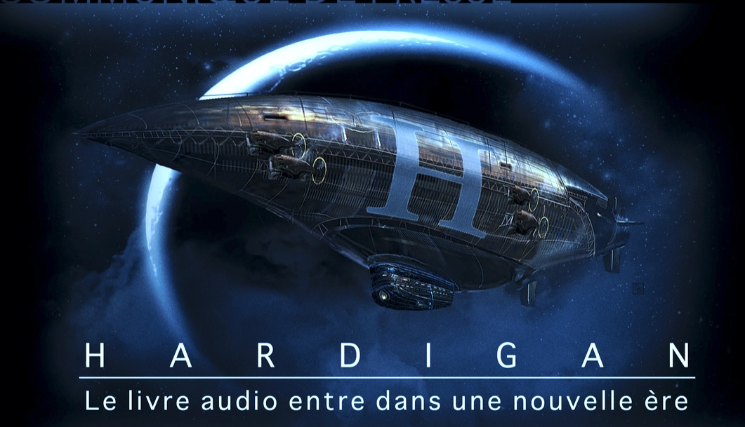 livre audio Hardigan