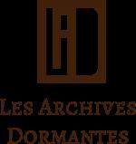 logo de l'éditeur les archives dormantes