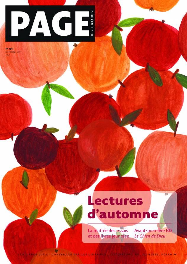couverture du numéro d'automne 2017 de la revue page